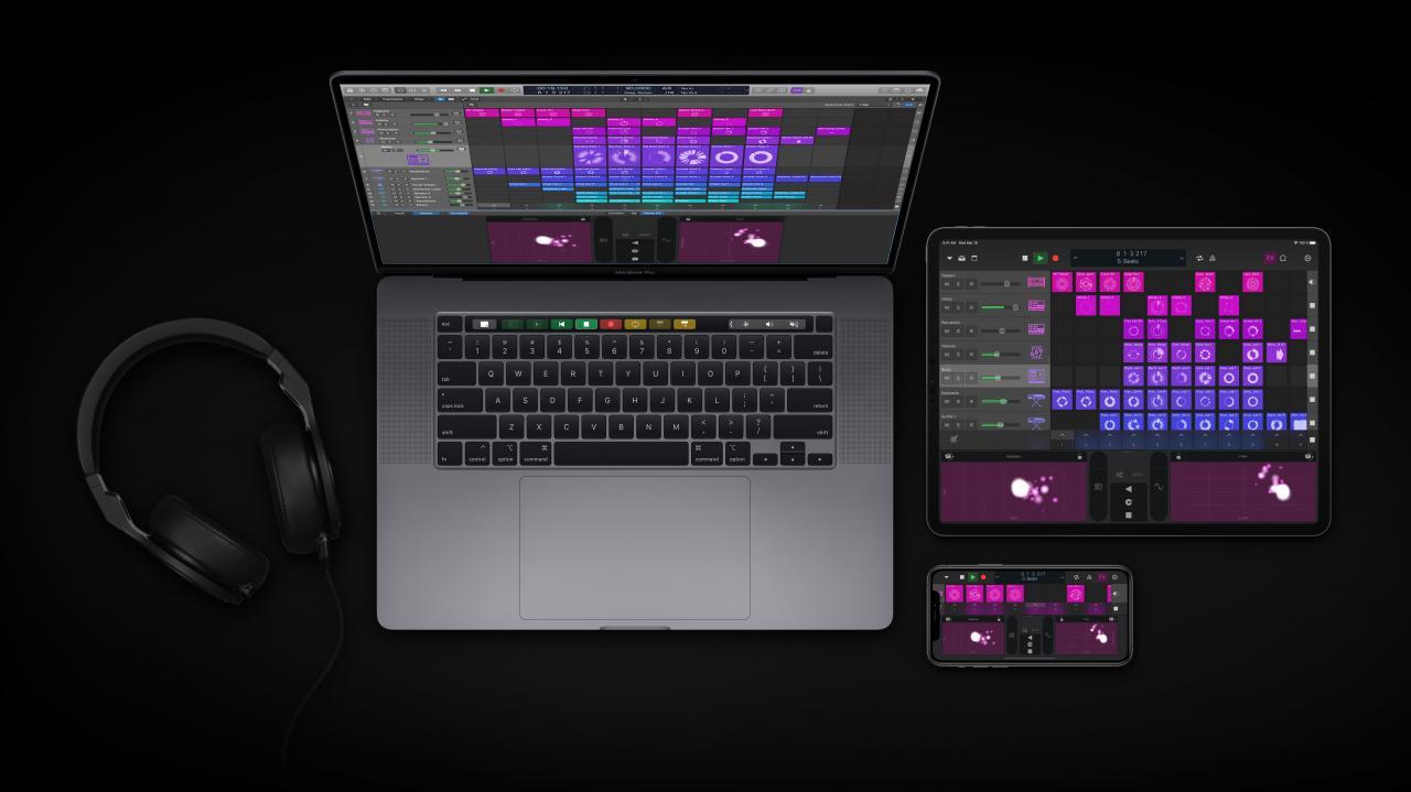 apple_logic-pro-update_headphones-macbookpro_05122020.jpg
